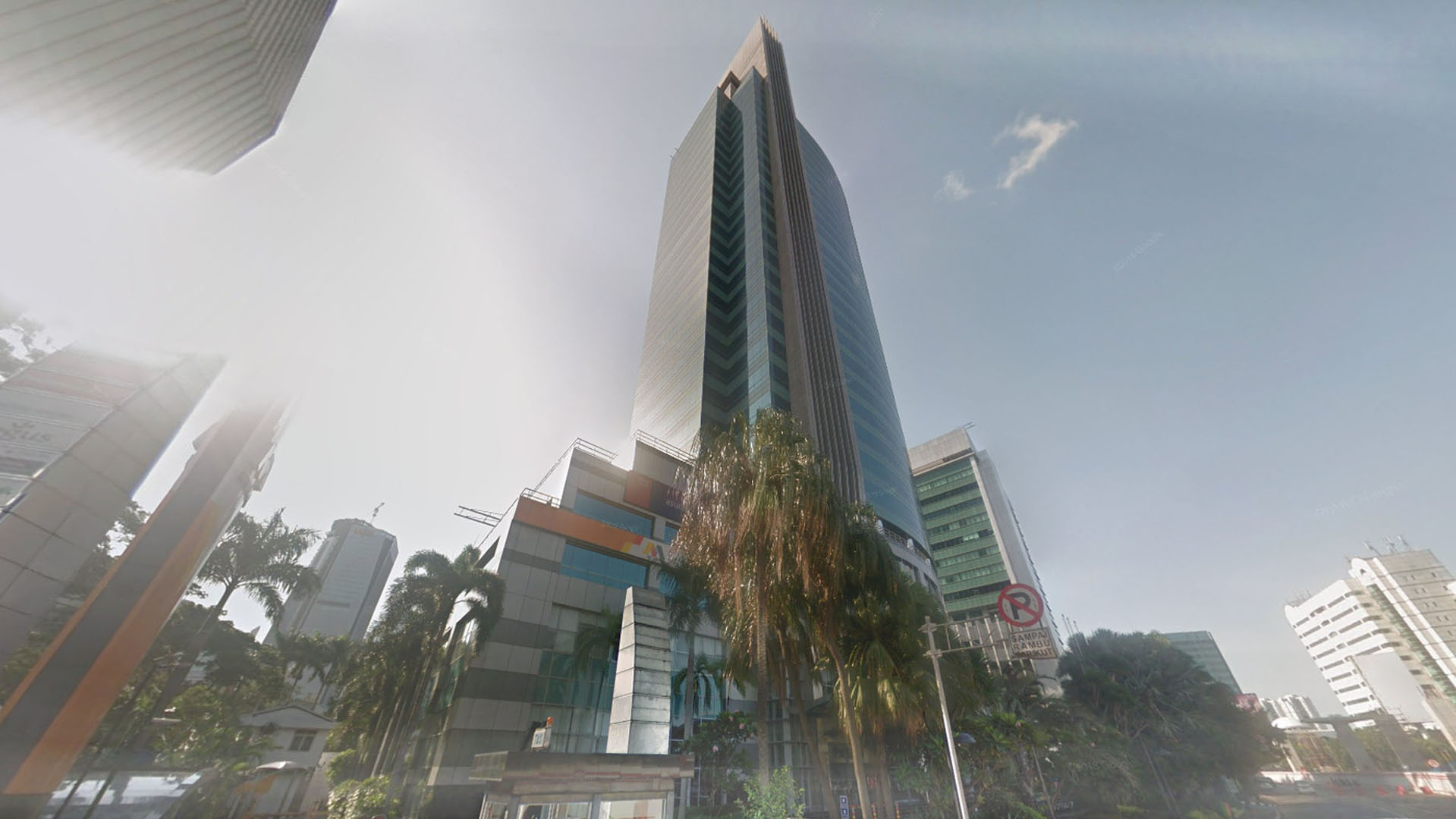 PowerNet Office On Kadin Tower